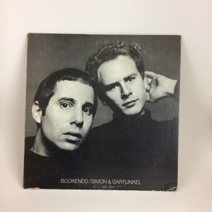 Vintage Simon & Garfunkel 'Bookends' (1968)